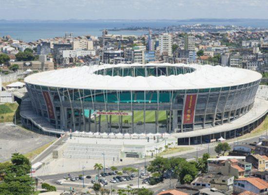 Projeto social beneficiará 150 jovens na Arena Fonte Nova