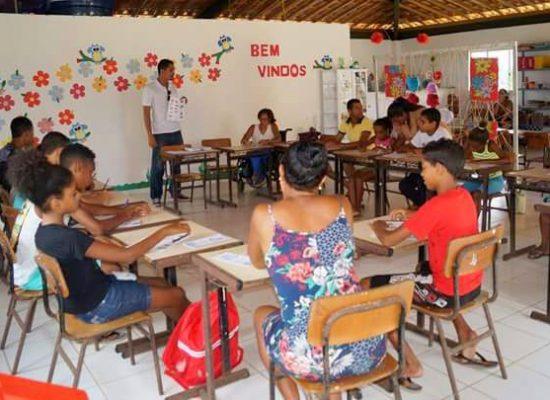 SDS inicia cursos profissionalizantes para assistidos do Serviço de Convivência e Fortalecimento de Vínculos