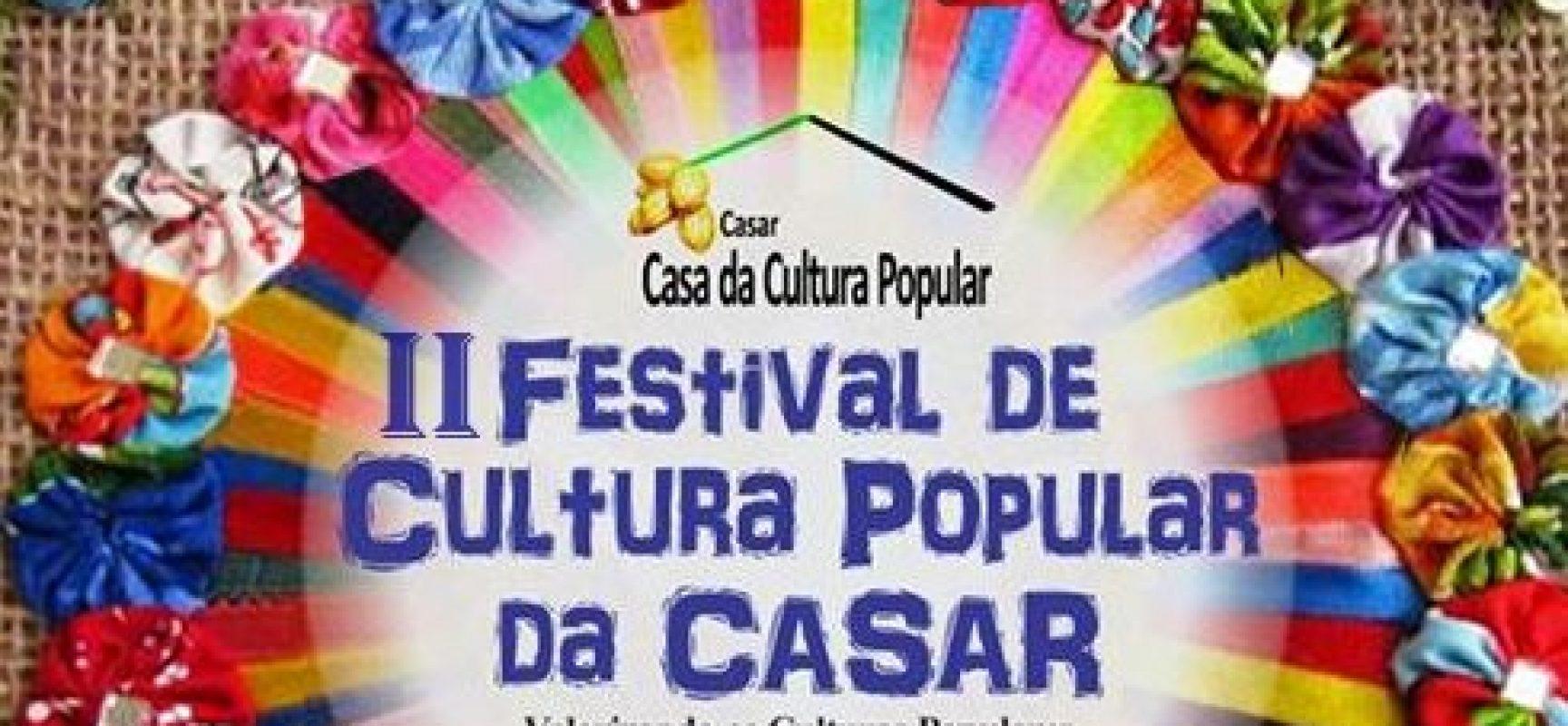 VERÃO EM ILHÉUS TEM II FESTIVAL DE CULTURA POPULAR COM SHOW DE BULE-BULE E INTENSA PROGRAMAÇÃO
