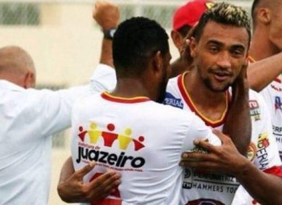 Bahia pode anunciar destaque da Juazeirense após o Campeonato Baiano.
