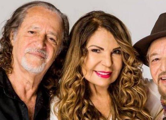Show de Alceu Valença, Elba Ramalho e Geraldo Azevedo, em Ilhéus, promove concurso cultural na Costa do Cacau