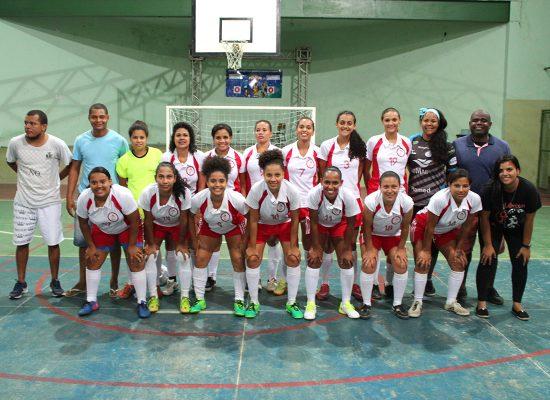 Time de Ibicaraí ganha a Copa de Futsal Feminino União e Trabalho