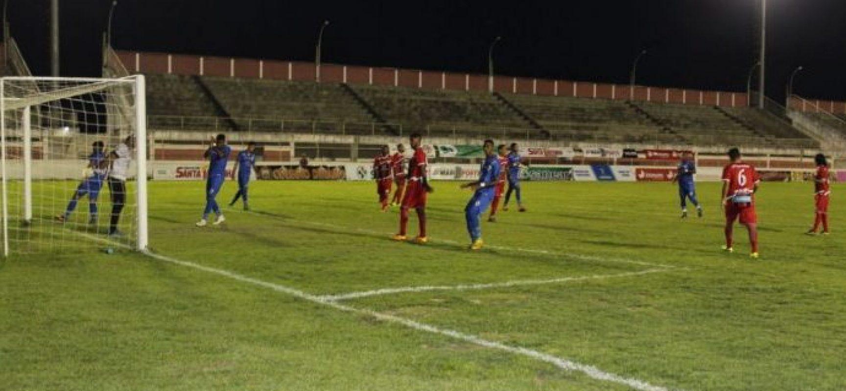 Atlético de Alagoinhas faz valer o mando de campo e vence o Galicia por 1×0 no Carneirão