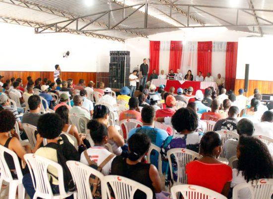 Camamu Sedia Audiência Pública sobre a Expansão da Eletrificação Rural no Município