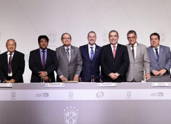 Futebol baiano em alta! Ednaldo Rodrigues é eleito vice-presidente da CBF