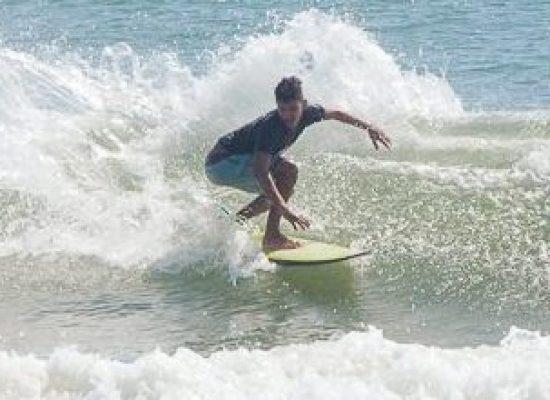 Campeonato Black Trunks marcou  45 anos do surf na Terra do Cacau