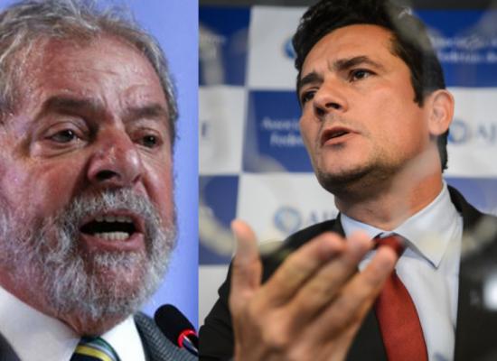 MORO DETERMINA PRISÃO DE LULA PARA CUMPRIR PENA NO CASO DO TRIPLEX