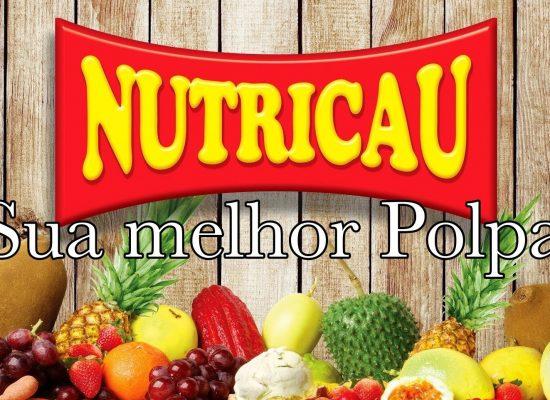 NUTRICAU, mais sabor. mais saúde! A melhor polpa de frutas do Brasil apoiando O COLO COLO/Adilis