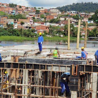 Obras do Centro de Treinamento de Canoagem em Ubaitaba entram na segunda fase