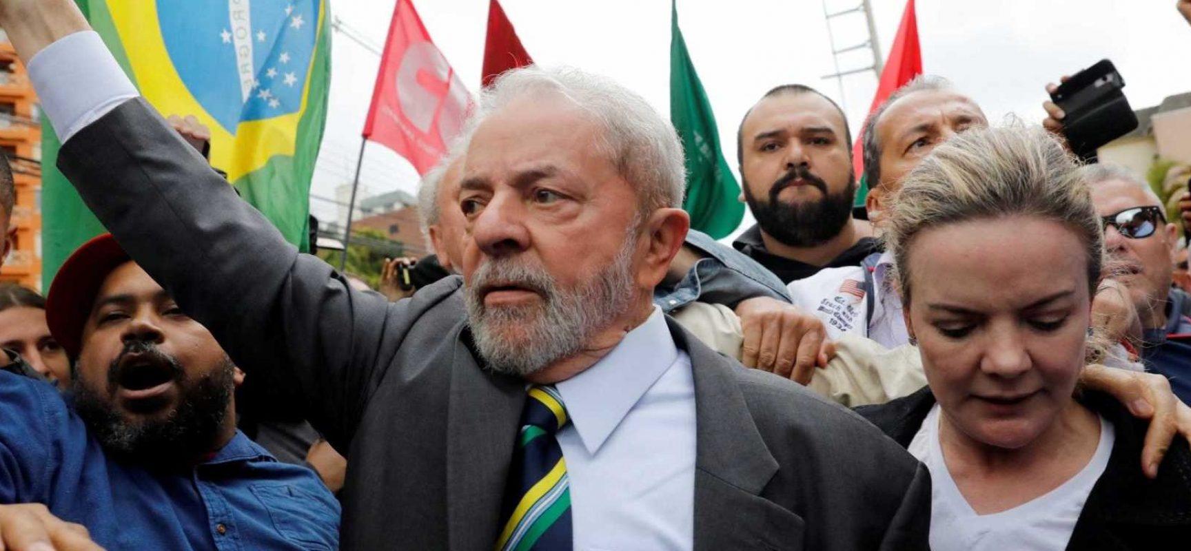PGR denuncia Lula, Gleisi e Palocci por US$ 40 milhões da Odebrecht