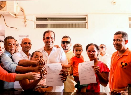Prefeito autoriza reforma total da Unidade de Saúde do Basílio