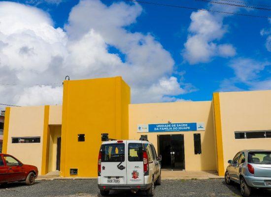 PSF do Iguape é mais um exemplo do avanço no atendimento da atenção básica em Ilhéus