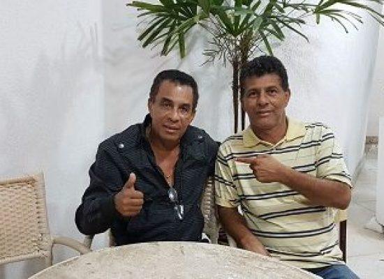 Vereador de Santa Luzia adere a pré-candidatura do Dr. Cosme Araújo para Deputado Federal