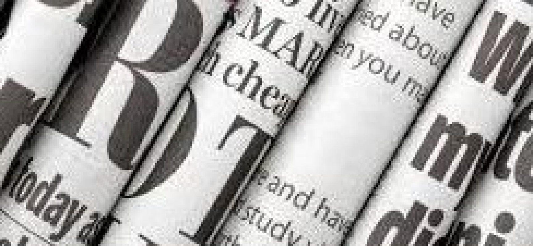 35% da população não tem acesso a jornais locais, impresso ou online, segundo o Atlas da Notícia