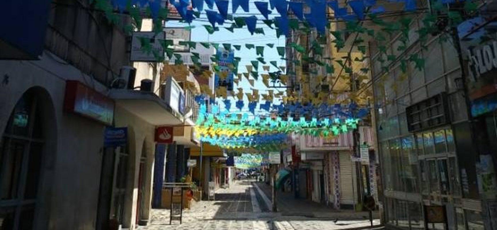 CDL de Ilhéus e Prefeitura garantem decoração junina no comércio