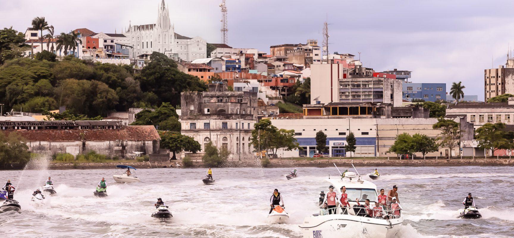 Circuito Baiano de Jet Ski faz a Etapa Ilhéus Experience no dia 31 de maio