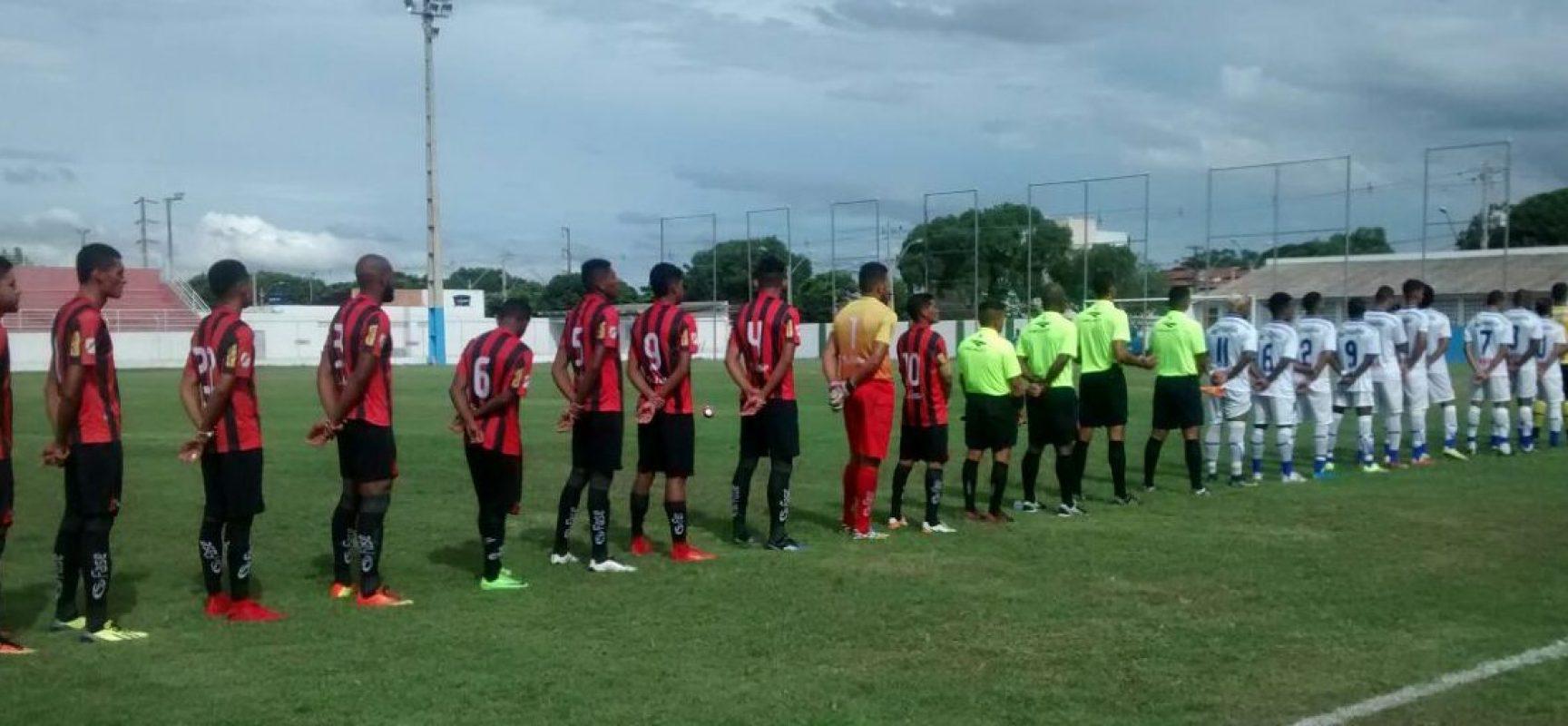 VERGONHOSO: Clubes pedem para não jogar pela última rodada da Série B do Baiano.