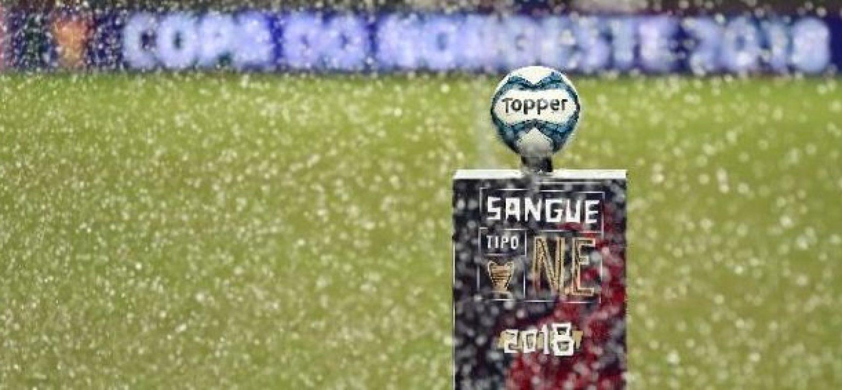Copa do Nordeste muda regulamento para o próximo ano! Veja o que mudou