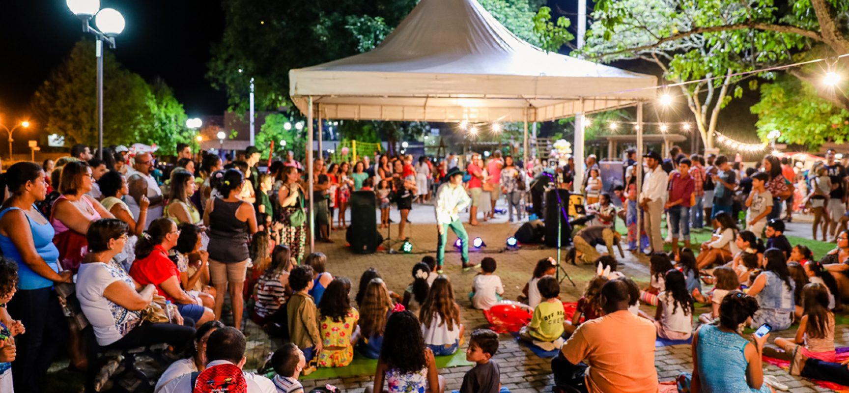 Dia Nacional da Adoção terá espaço de destaque na nova edição do Projeto Ciranda na Praça