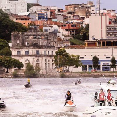 Pela primeira vez, Ilhéus recebe Circuito Baiano de Jet Ski