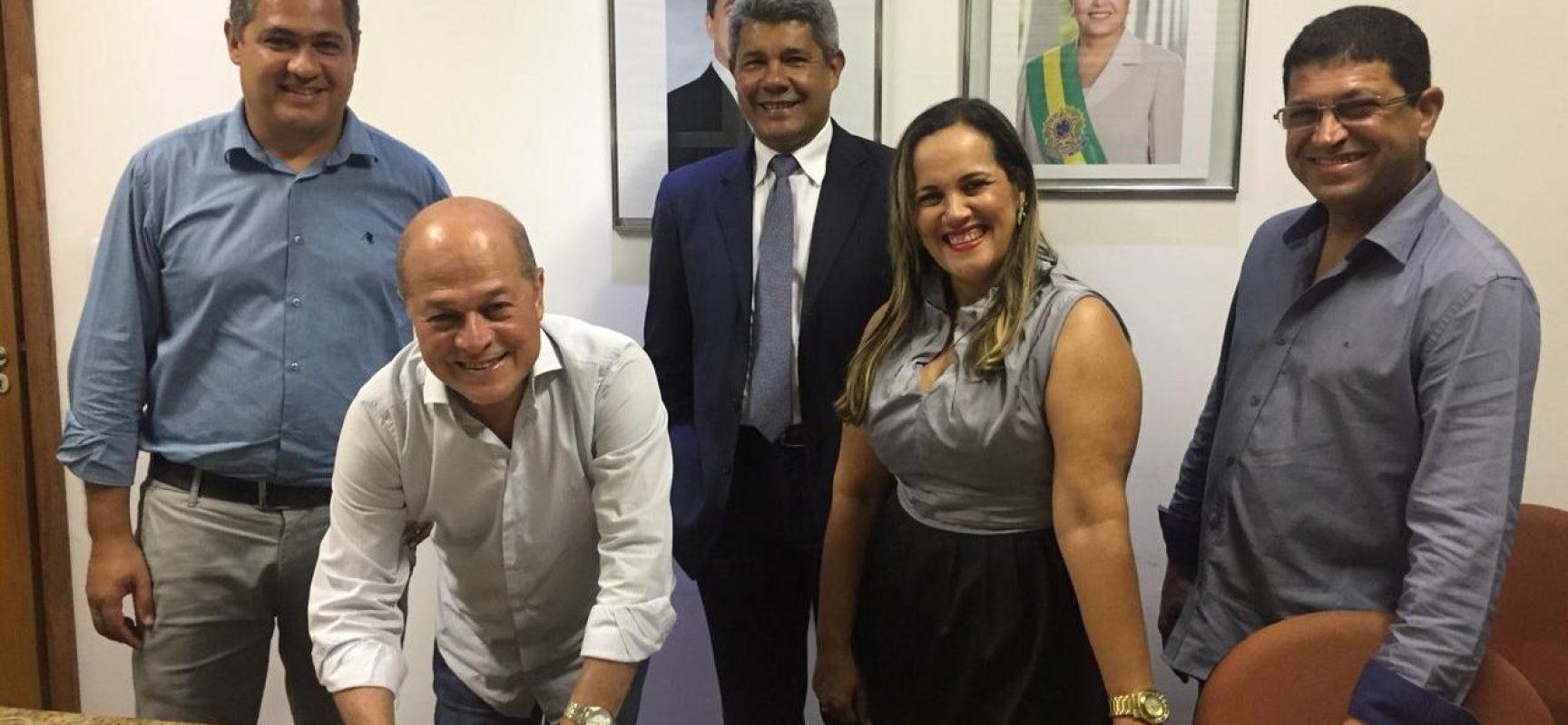 Mercado Municipal de Barro Preto será reformado com recursos garantidos pelo deputado Joseildo
