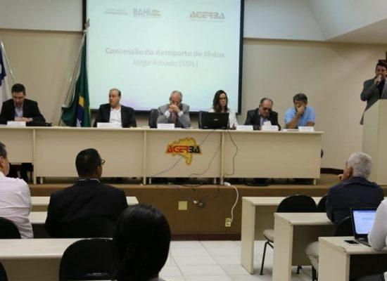 Prefeito pede ao estado Consulta Pública sobre o aeroporto Jorge Amado também em Ilhéus