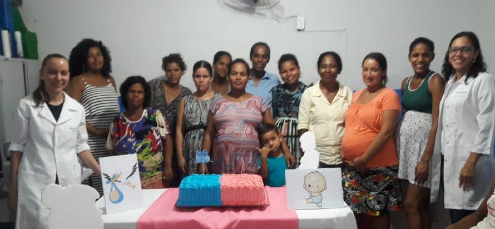 Prefeitura de Una entrega kit maternidade para gestantes atendidas pelos programas sociais