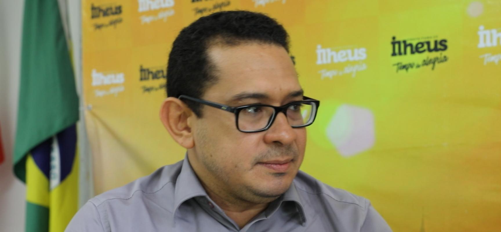 Secretário tira dúvidas sobre o Programa de Desligamento Voluntário da Prefeitura de Ilhéus