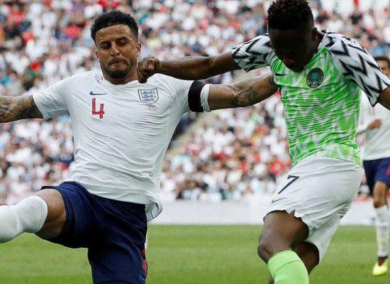 Com Wembley cheio, Inglaterra sofre pra vencer Nigéria em amistoso
