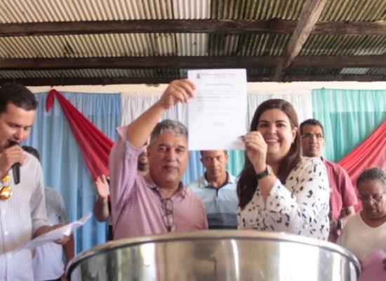 Em Camamu, ordem de serviço é assinada e Cajaíba ganhará novo Píer