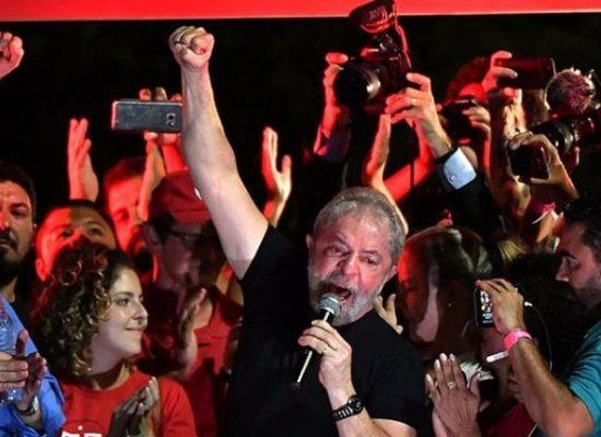 STF admite execução da pena após condenação em segunda instância, IGNORANDO UMA CLÁUSULA PÉTREA. Lula pode ser solto antes mesmo da convenção do PT