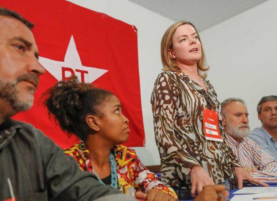 Maioria do STF vota pela absolvição de Gleisi por corrupção e lavagem