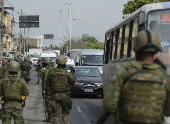 Polícia faz operação contra milícia na Muzema, no Rio