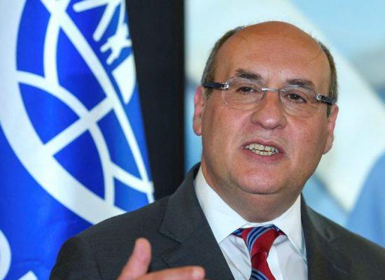 Português é eleito diretor-geral de organização da ONU para Migração