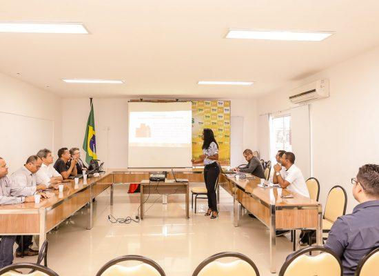 Prefeitura de Ilhéus discute metas orçamentárias para 2019