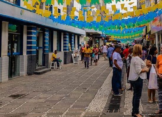 Prefeitura de Ilhéus faz a decoração junina mais linda do Brasil