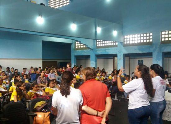 Prefeitura desenvolve ações educativas para o combate da dengue em Ilhéus