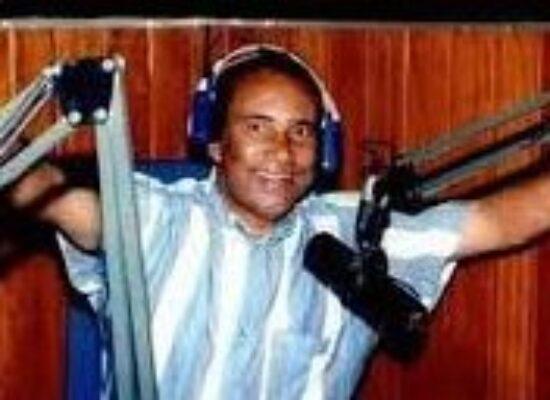 Radialista Quinto de Souza será contemplado com a comenda do mérito de São Jorge dos Ilhéos, dia 28