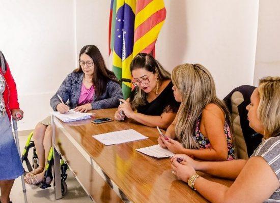 SDS realiza avaliação do passe livre para deficientes em Ilhéus