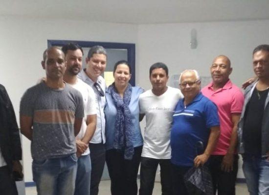 Vereadores visitam unidade do SUS no Hospital Vida Memorial