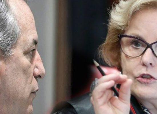 Ciro Gomes Tenta Censurar Notícias e Recebe Lição De Rosa Weber
