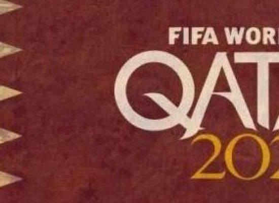 Copa no Qatar será disputada no final de 2022