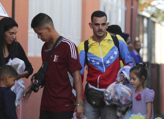 Fronteira com a Venezuela é reaberta