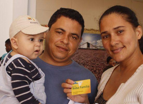 Nova entrega dos cartões do Bolsa Família em Ilhéus será realizada nesta quinta (11)
