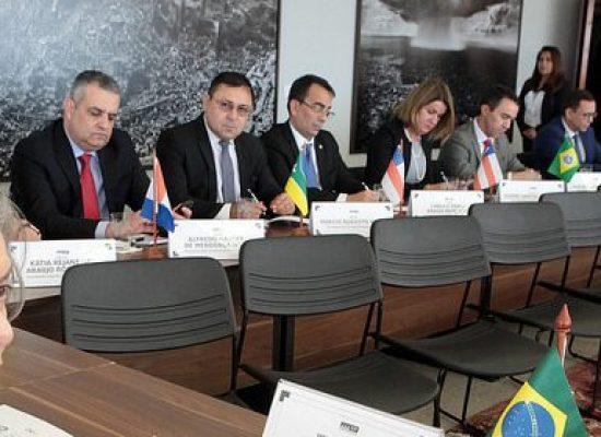 Cármen Lúcia apresenta BNMP 2.0 a presidentes de tribunais e procuradores