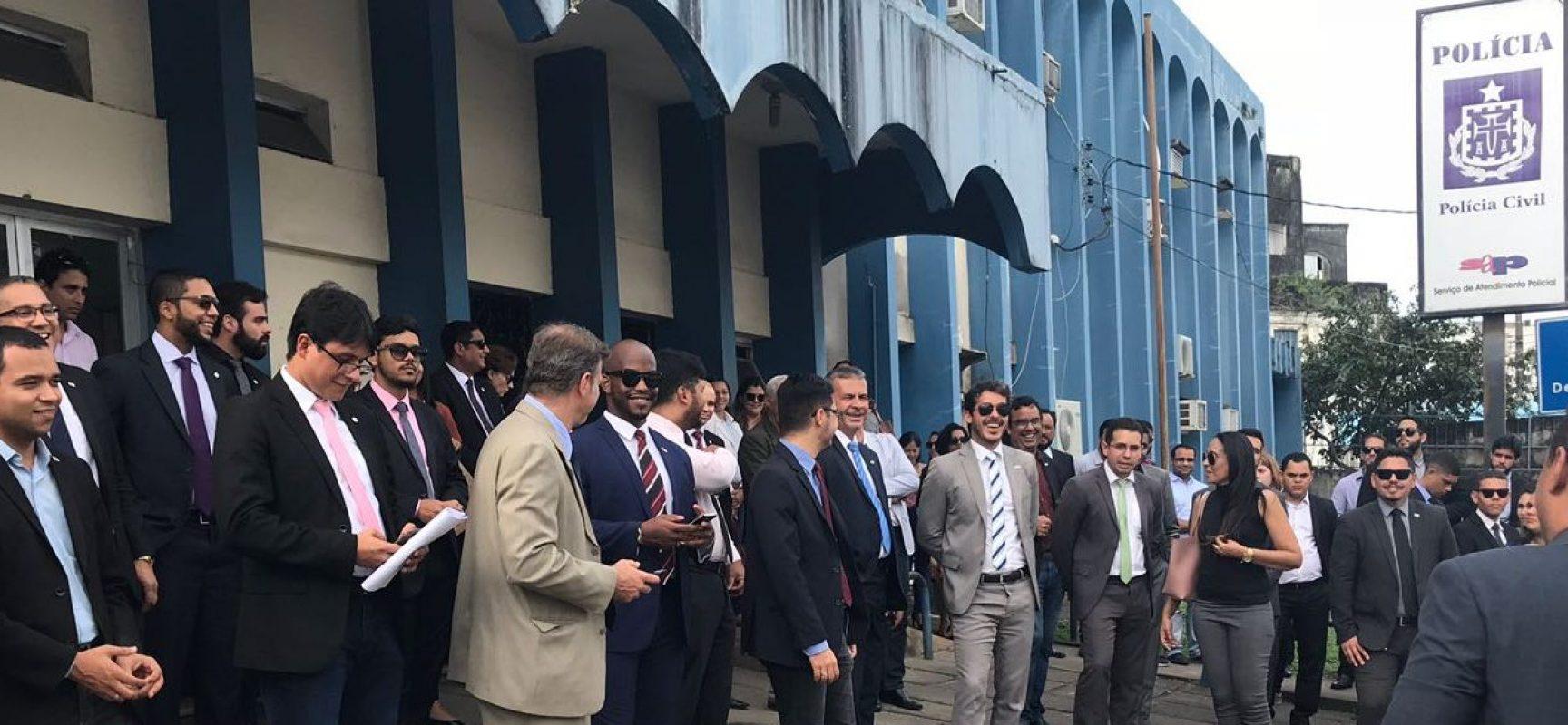 """""""Defendemos as prerrogativas da advocacia 24 horas por dia"""", afirma Fabrício Castro"""