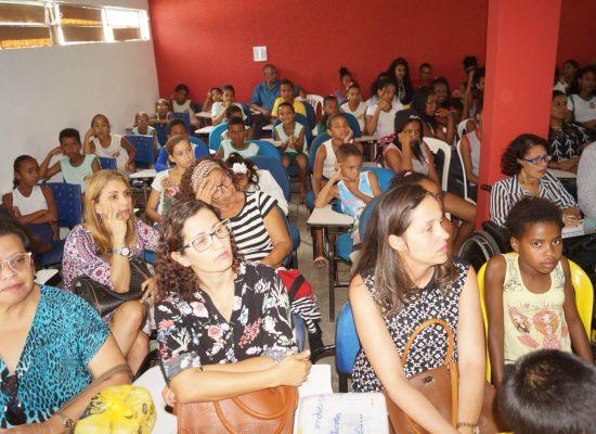 Ilhéus realiza Pré-Conferências do Conselho Municipal dos Direitos da Criança e do Adolescente