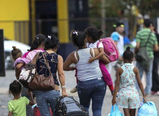 Comitiva interministerial vai a Roraima ver situação de imigrantes