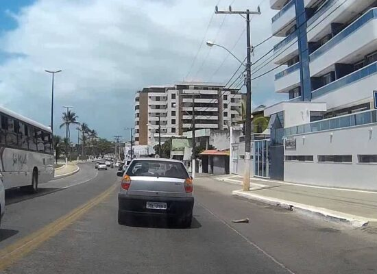 Lukas Paiva solicita autorização para circulação de veiculos dos Corrreios nas faixas privativas de ônibus