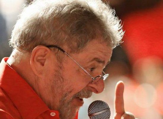 Ministro do STF nega mais um recurso da defesa de Lula